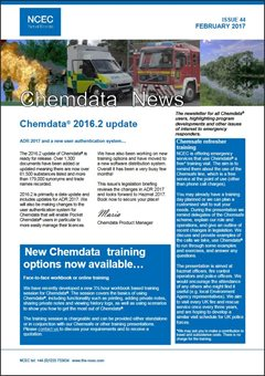 Chemdata News - February 2017