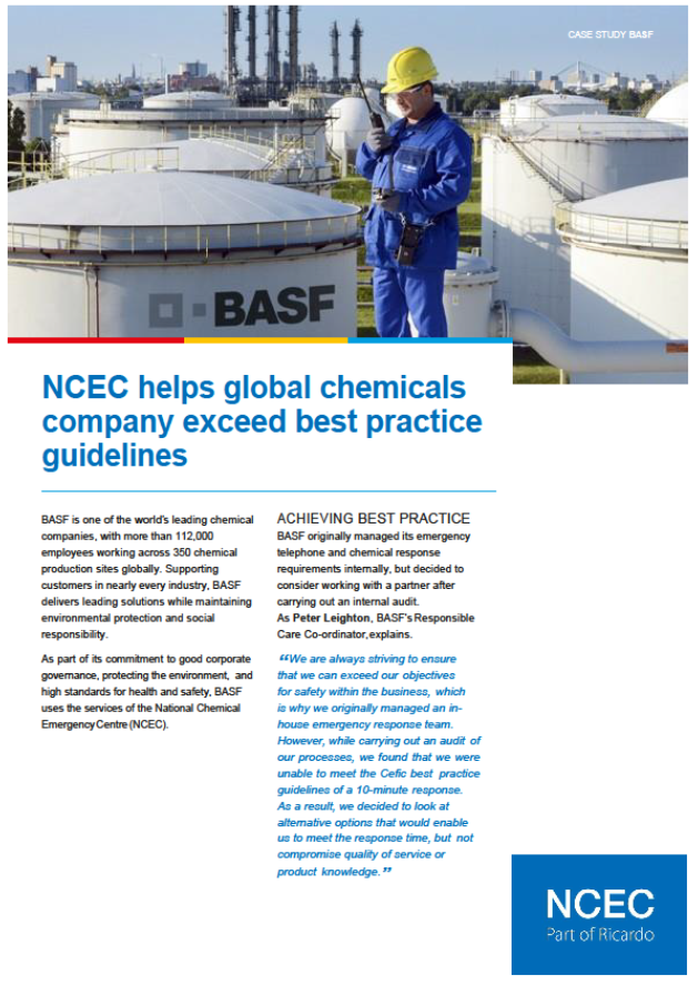 BASF case study