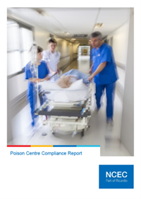 Poison centre compliance report