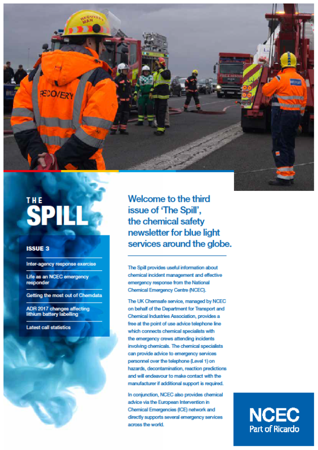 The Spill, Issue 3