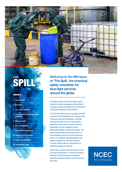 The Spill, Issue 5