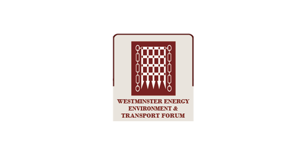 Westminster Energy, Environment & Transport Forum's policy conference