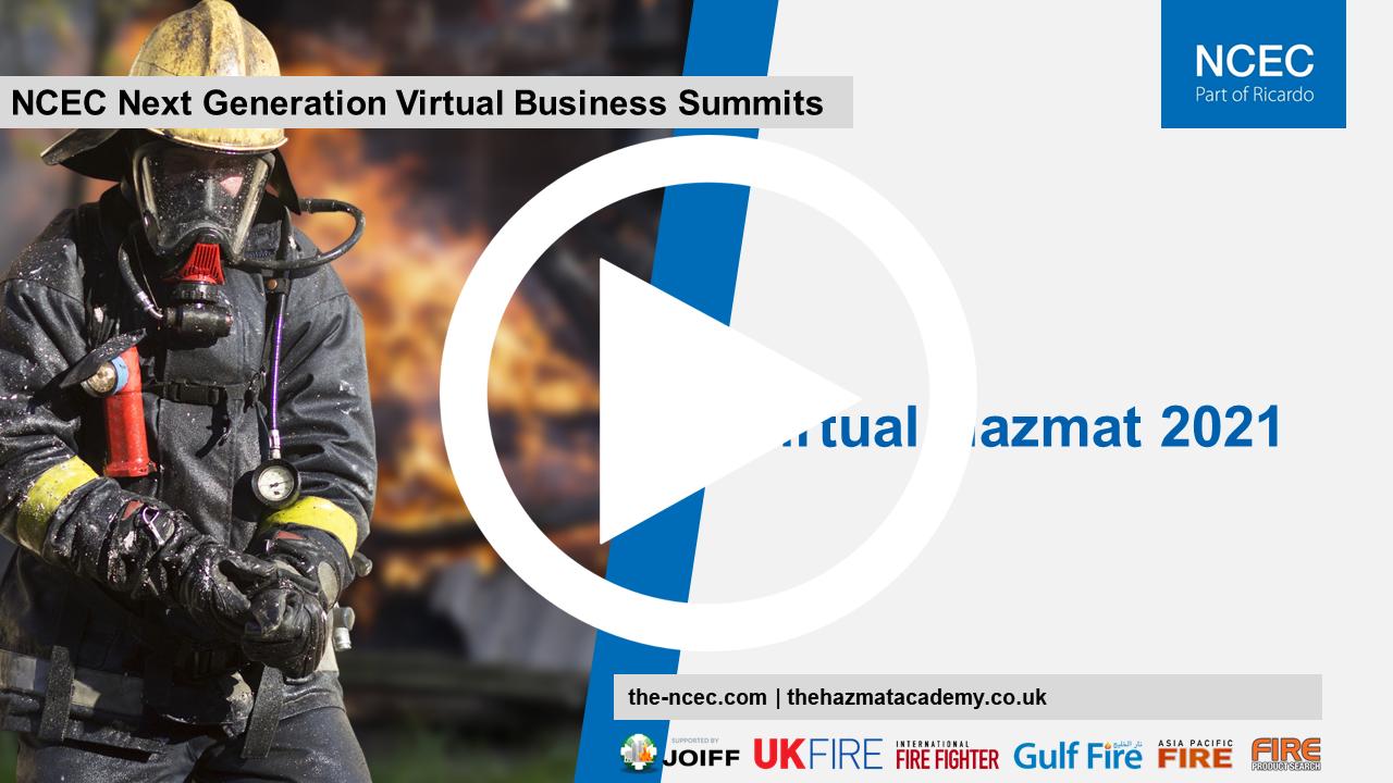 Next Generation Virtual Business Summit: Virtual Hazmat 2021