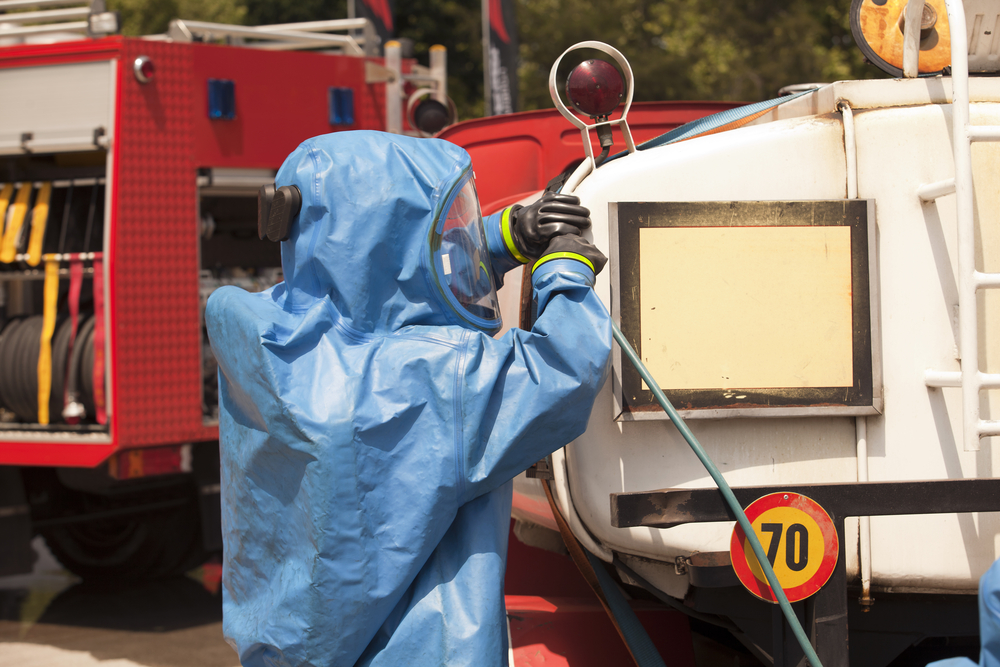 Developing national hazardous materials guidance for fire and rescue services
